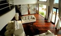 Living Area - Villa Blanca - Candidasa, Bali