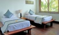 Twin Bedroom - Villa Blanca - Candidasa, Bali