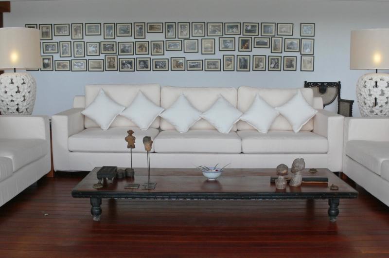 Lounge Area - Villa Blanca - Candidasa, Bali