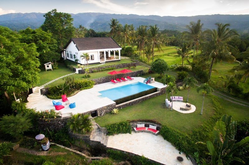 Bird's Eye View - Villa Bloom Bali - North Bali, Bali