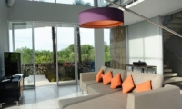 Lounge Area with TV - Villa Blue Lagoon - Uluwatu, Bali