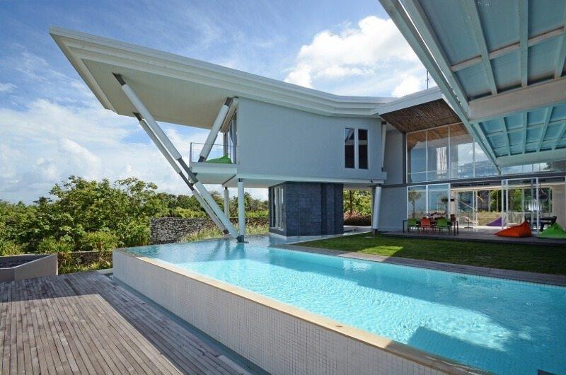 Outdoor Area - Villa Blue Lagoon - Uluwatu, Bali