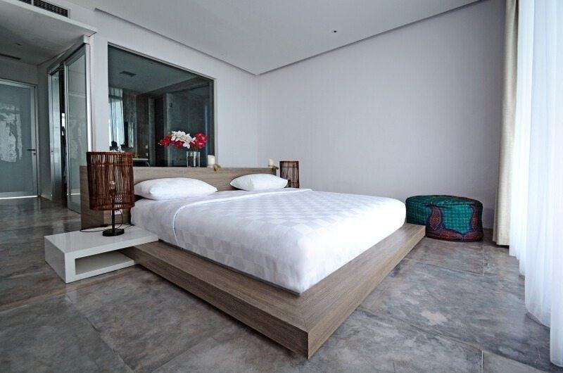 Spacious Bedroom - Villa Blue Lagoon - Uluwatu, Bali
