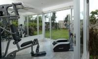 Gym - Villa Blue Lagoon - Uluwatu, Bali