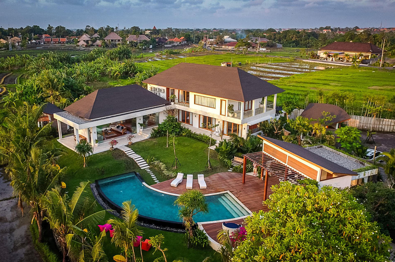 Bird's Eye View - Villa Breeze - Canggu , Bali