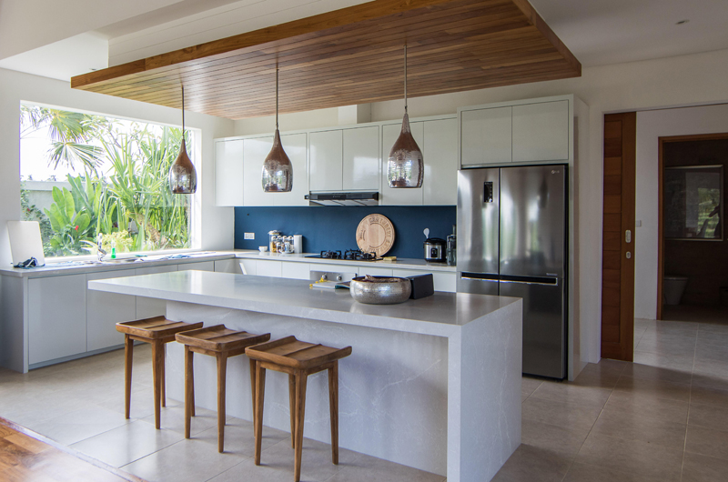 Kitchen Area - Villa Breeze - Canggu , Bali