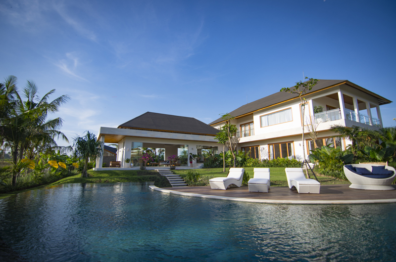 Swimming Pool - Villa Breeze - Canggu , Bali