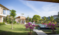 Gardens and Pool - Villa Breeze - Canggu , Bali