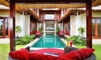 Pool Bale - Villa Bukit Lembongan - Villa 1 - Nusa Lembongan, Bali