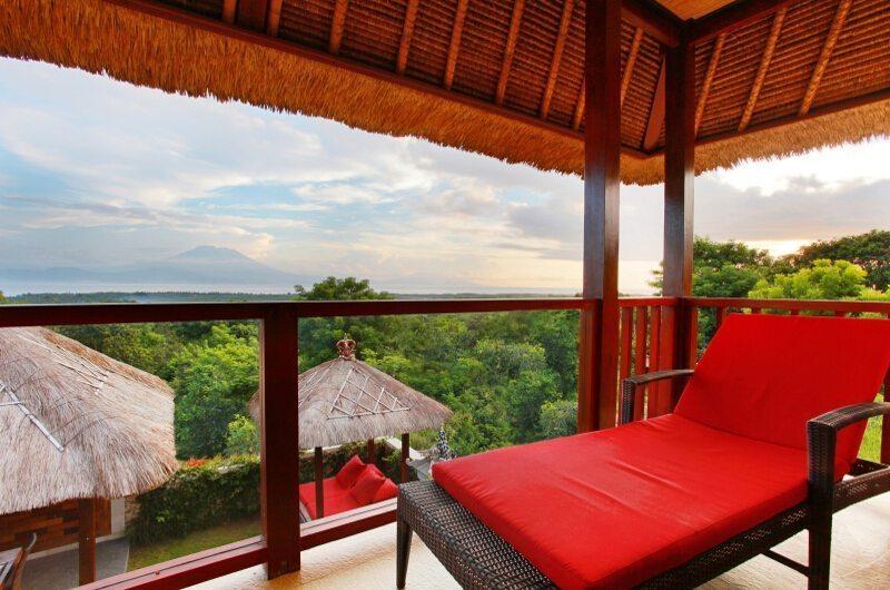 View from Balcony - Villa Bukit Lembongan - Villa 1 - Nusa Lembongan, Bali