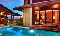 Pool Side - Villa Bukit Lembongan - Villa 1 - Nusa Lembongan, Bali