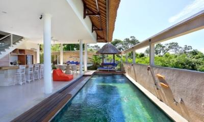 Pool Side - Villa Bukit Lembongan - Villa 2 - Nusa Lembongan, Bali