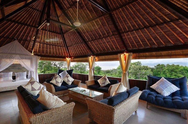 Living Area - Villa Bukit Lembongan - Villa 2 - Nusa Lembongan, Bali