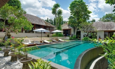 Pool Side Loungers - Villa Bunga Pangi - Canggu, Bali