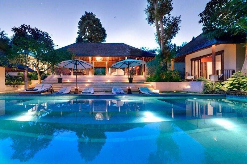Swimming Pool - Villa Bunga Pangi - Canggu, Bali