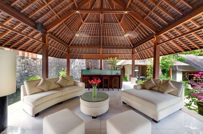 Indoor Living Area - Villa Bunga Pangi - Canggu, Bali