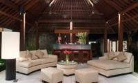 Living Area - Villa Bunga Pangi - Canggu, Bali
