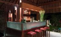 Bar Counter - Villa Bunga Pangi - Canggu, Bali