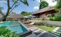 Pool Side - Villa Bunga Pangi - Canggu, Bali