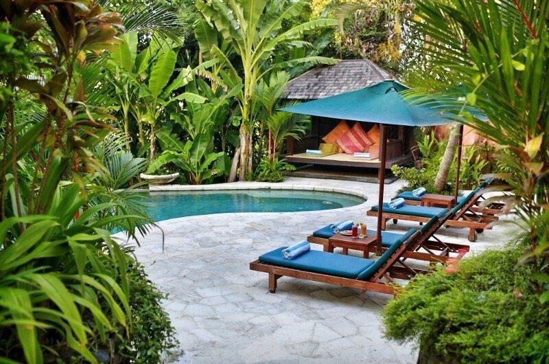 Private Pool - Villa Bunga Wangi - Canggu, Bali