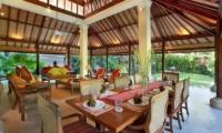 Living and Dining Area - Villa Bunga Wangi - Canggu, Bali