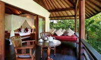 Bedroom and Balcony - Villa Bunga Wangi - Canggu, Bali