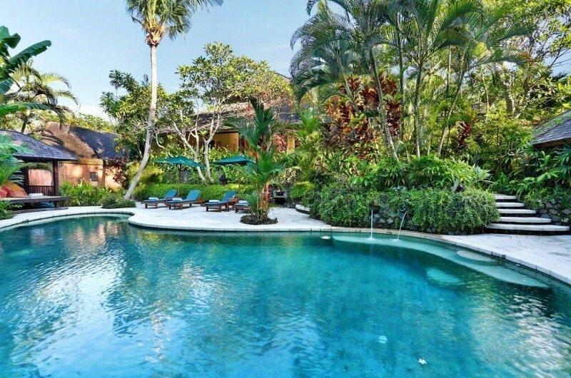 Swimming Pool - Villa Bunga Wangi - Canggu, Bali