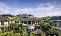 Gardens and Pool - Villa Cantik Pandawa - Ungasan, Bali