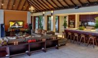 Living Area with TV - Villa Cantik Pandawa - Ungasan, Bali