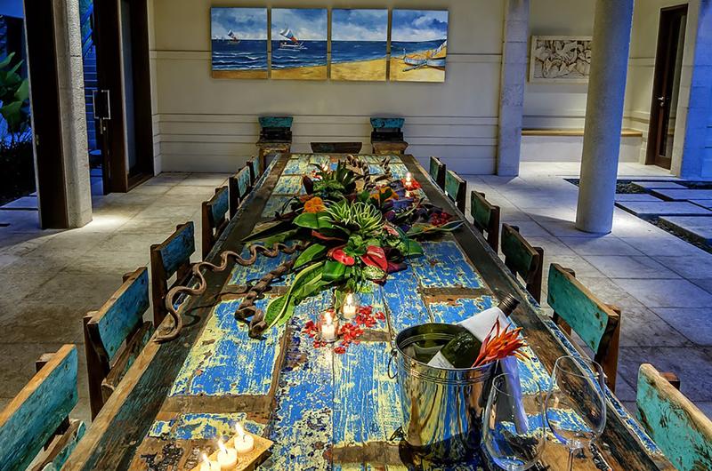 Dining Area - Villa Cantik Pandawa - Ungasan, Bali
