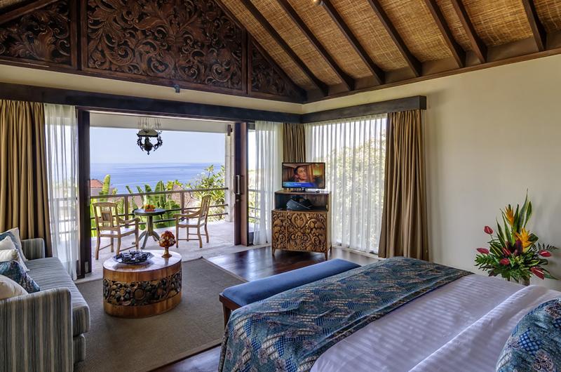 Bedroom and Balcony - Villa Cantik Pandawa - Ungasan, Bali
