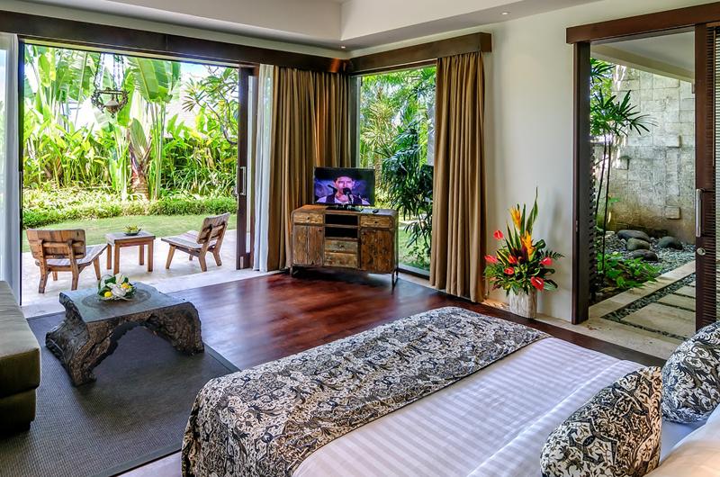 Bedroom with Garden View - Villa Cantik Pandawa - Ungasan, Bali