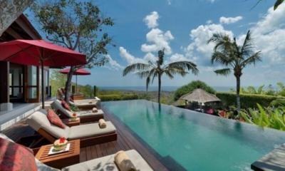 Swimming Pool - Villa Capung - Uluwatu, Bali