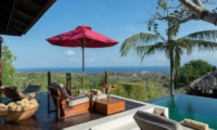 Sun Beds - Villa Capung - Uluwatu, Bali