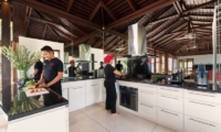 Kitchen Area - Villa Capung - Uluwatu, Bali