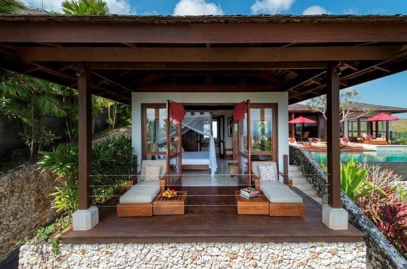 Balcony View - Villa Capung - Uluwatu, Bali