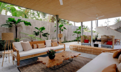 Living Area - Villa Casabama - Villa Casabama Panjang - Gianyar, Bali
