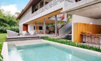 Pool Side - Villa Casabama - Villa Casabama Panjang - Gianyar, Bali