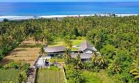 Bird's Eye View - Villa Casabama - Villa Casabama Panjang - Gianyar, Bali