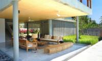 Living Area - Villa Casabama - Villa Casabama Sandiwara - Gianyar, Bali