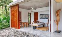 Lounge Area - Villa Casabama - Villa Casabama Sandiwara - Gianyar, Bali