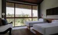 Bedroom 3 - Villa Casabama - Villa Casabama Panggung - Gianyar, Bali