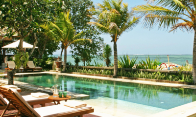 Pool with Sea View - Villa Cemara Sanur - Sanur, Bali