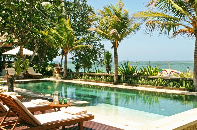 Pool with Sea View - Villa Cemara Sanur - Sanur, Bali