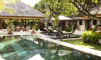 Pool Side Loungers - Villa Cemara Sanur - Sanur, Bali