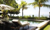 Reclining Sun Loungers - Villa Cemara Sanur - Sanur, Bali