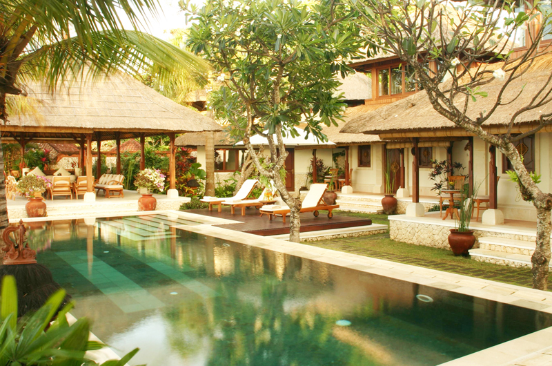 Swimming Pool - Villa Cemara Sanur - Sanur, Bali