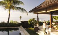 Pool Side - Villa Cemara Sanur - Sanur, Bali