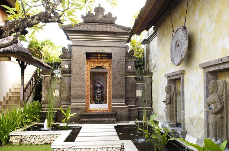 Water Feature - Villa Cemara Sanur - Sanur, Bali