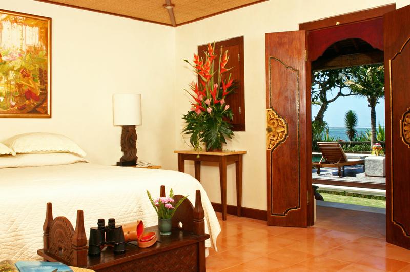 Bedroom with Garden View - Villa Cemara Sanur - Sanur, Bali